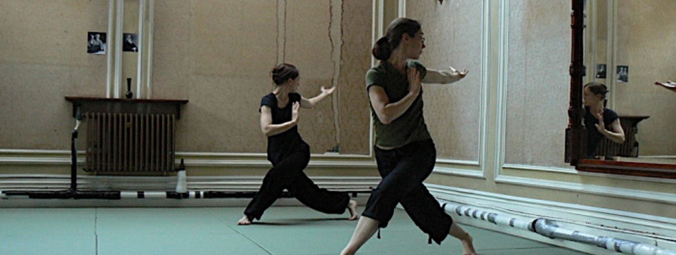 Tai Chi Form - Couple